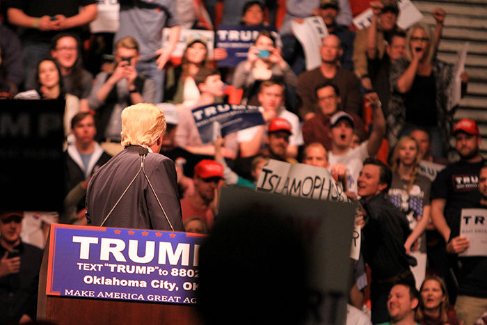 Presidential Candidate Donald Trump Rally