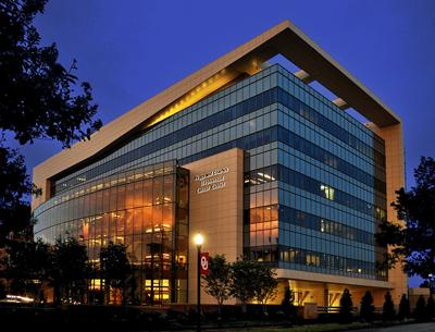 Stephenson Cancer Center (copy) (copy) (copy)