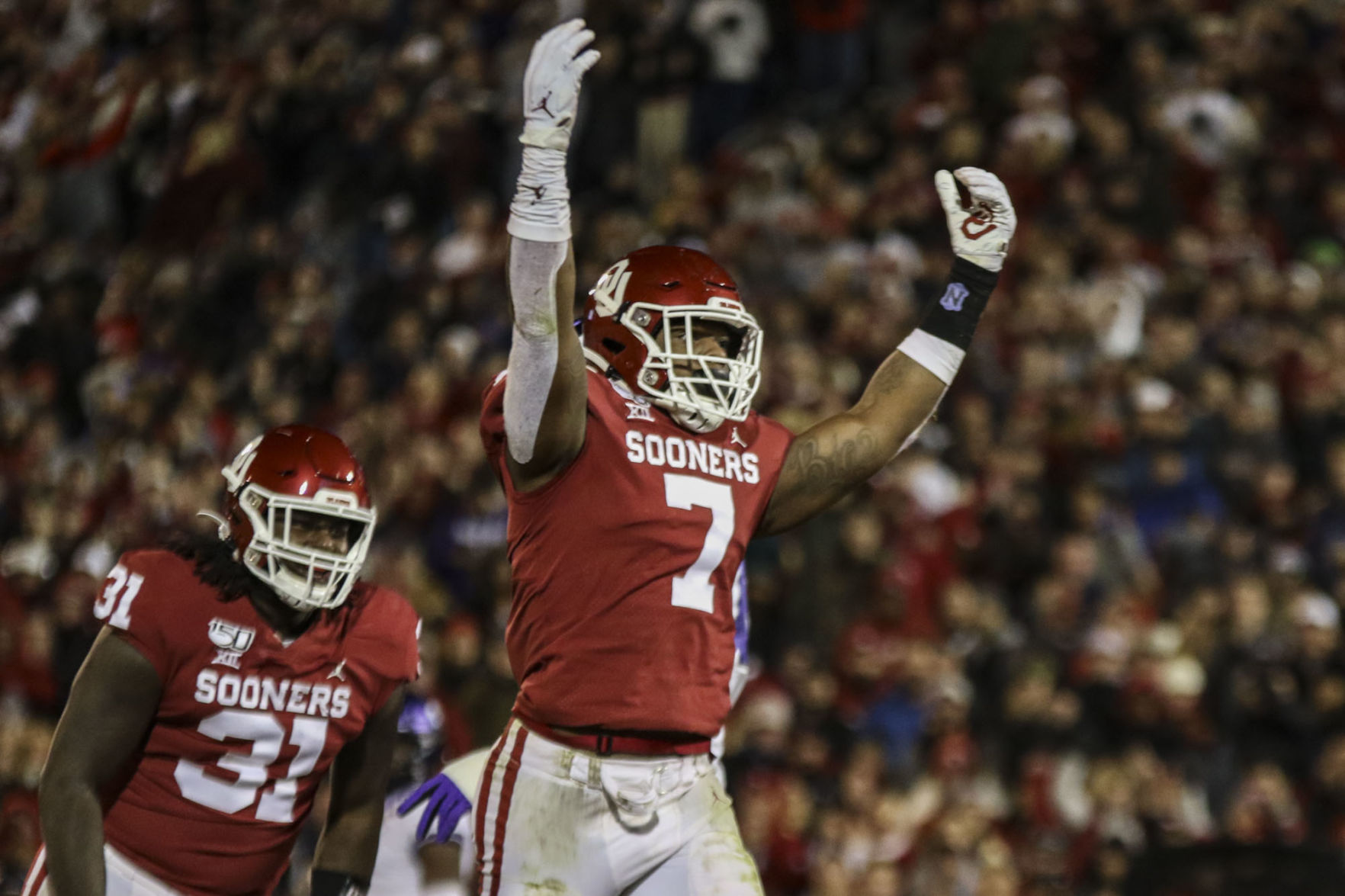 OU Football Oklahoma Ranked No In Latest College Football Playoff Rankings Sports Oudaily com