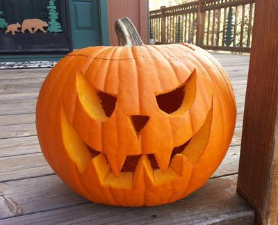 Image result for carved pumpkins