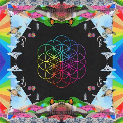 "Coldplay's ""A Head Full of Dreams"""