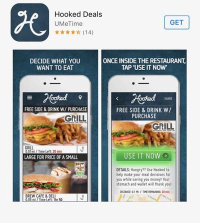 New App Gets Students Hooked On Local Restaurants Arts