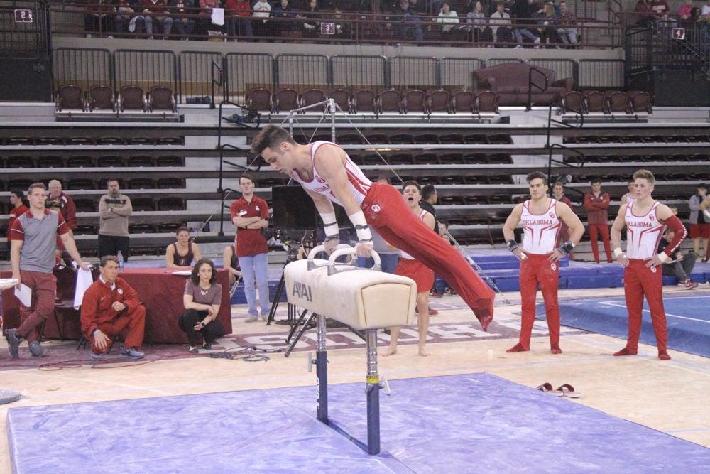 Oklahoma men's gymnastics: Sooners achieve highest score ...