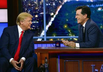 The Late Show Donald Trump