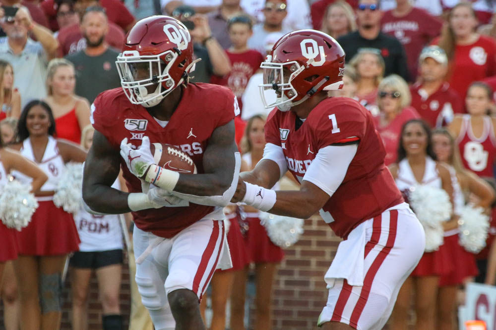 size 40 90071 6d0e9 OU football: Sooners fall to No. 6 in AP Poll | Sports ...