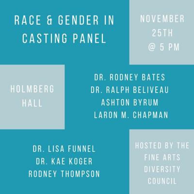 Race and Gender in Casting