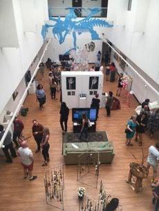 sova capstone exhibition