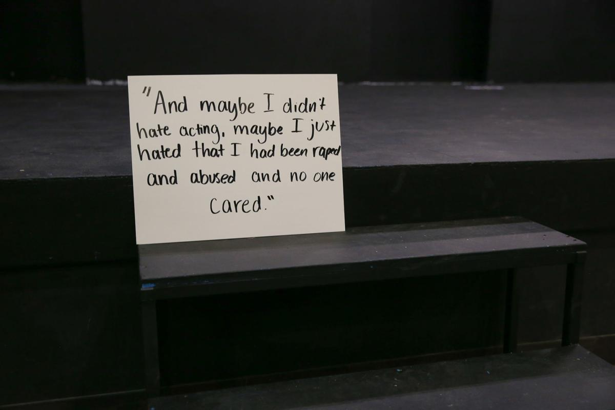 """""""And maybe I didn't hate acting..."""""""
