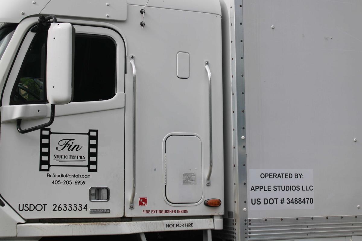 Apple Studios Truck
