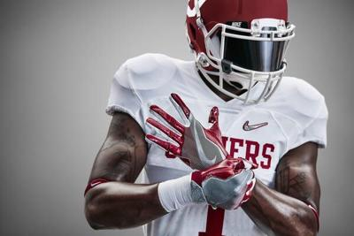 Oklahoma football  Nike unveils Sooners uniforms for College Football  Playoff (PHOTO) 8c56da89a