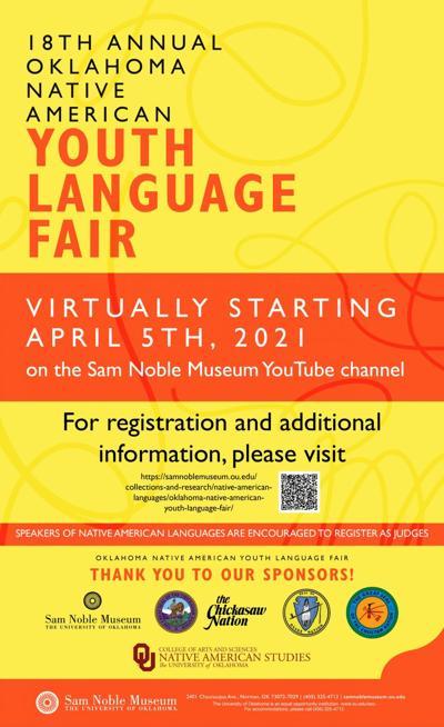 Native American Youth Language Fair