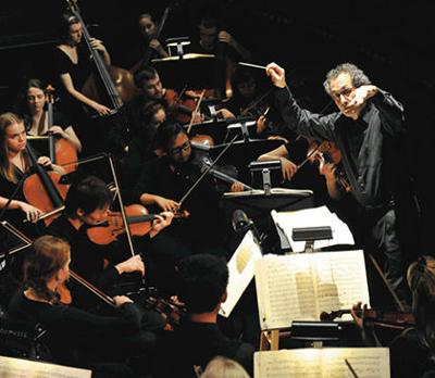 OU Symphony Orchestra to hold piano concert, feature works of famous