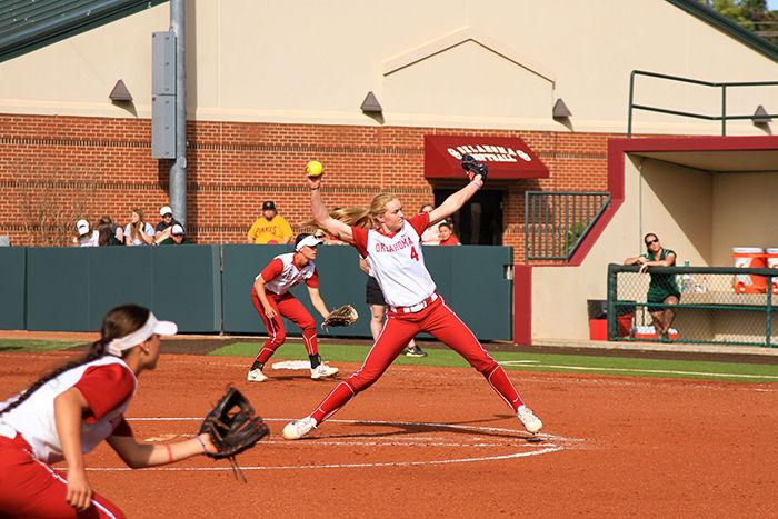 Oklahoma softball: Sooners play Dartmouth at home | Gallery