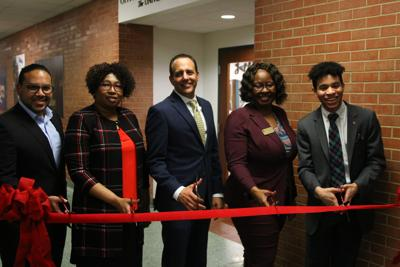 Diversity and Inclusion Ribbon Cutting