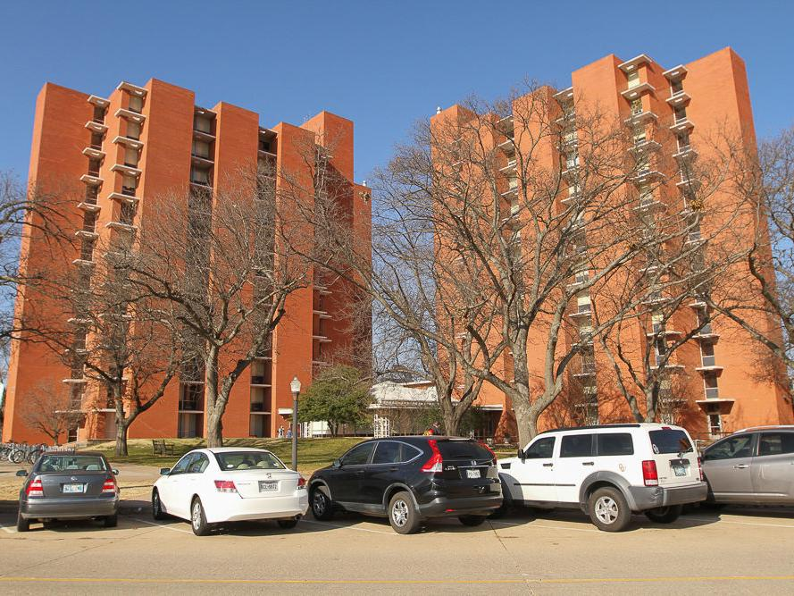 Adams Center to stand through summer as OU finalizes details of Freshman Housing Master Plan