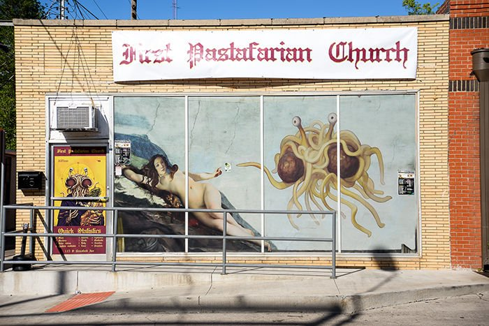 First Pastafarian Church