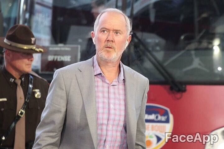 Lincoln Riley FaceApp