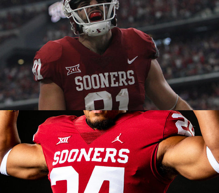 new styles df092 422f2 Oklahoma football: Changes, updates to Sooners' uniforms ...