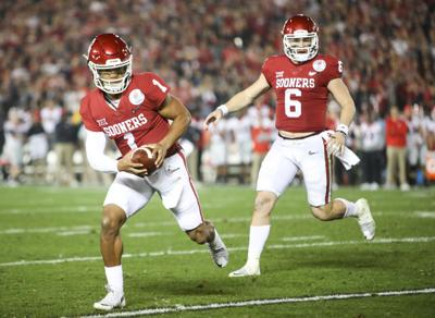 Kyler Murray ready to lead Oklahoma in his own way  e5b9bee85