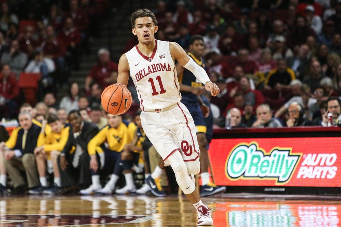 9fd545915119 Oklahoma basketball  Trae Young has become a hometown hero