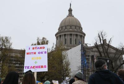 'Apoya a Oklahoma'