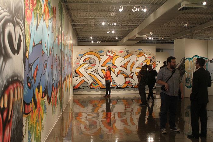 Not for sale graffiti