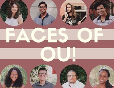 Faces of OU