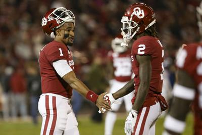 Jalen Hurts and CeeDee Lamb