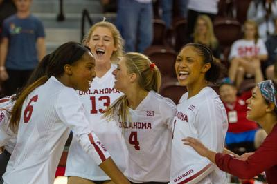 Volleyball Sooners