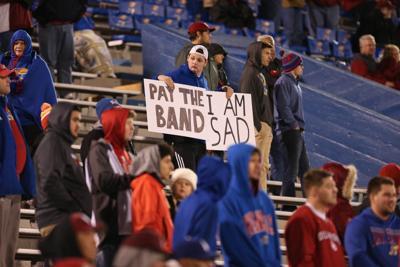 I Am Sad and Pay The Band