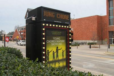 Elsie C. Brackett Theatre Sign