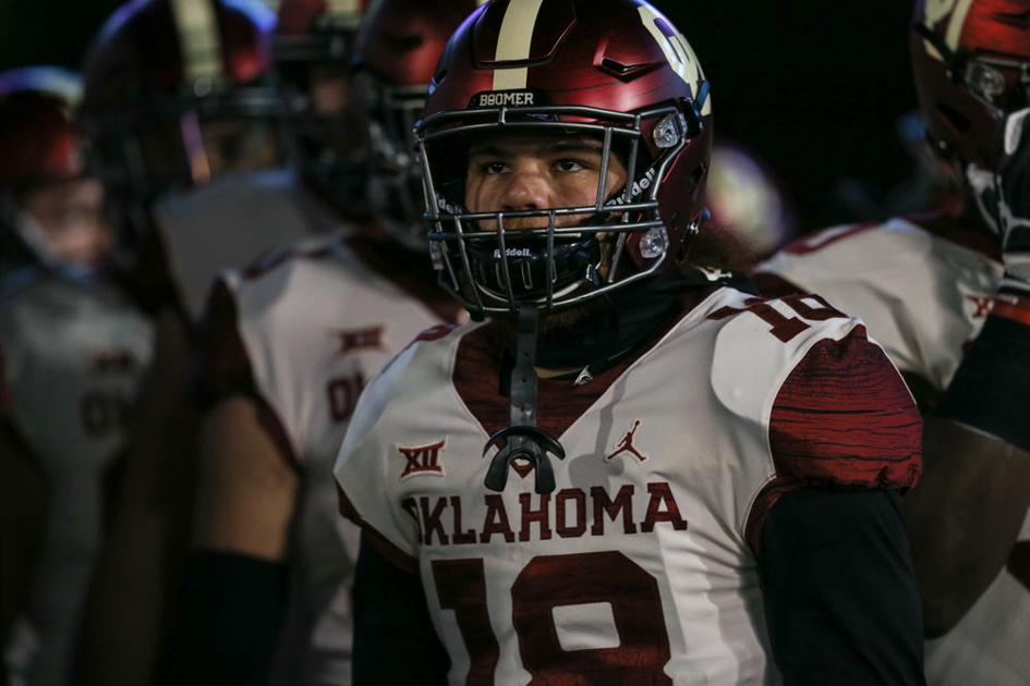 the latest f3416 d941c OU football: Highlights from Sooners' game against West ...