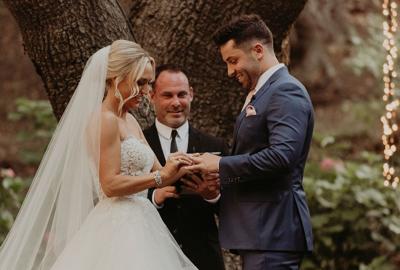 Mayfield wedding