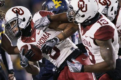 Oklahoma football: Jordan Thomas reflects on Jordan Parker ...