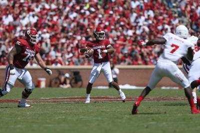 9114864a OU football: Kyler Murray lives up to hype in Sooners debut, ready ...