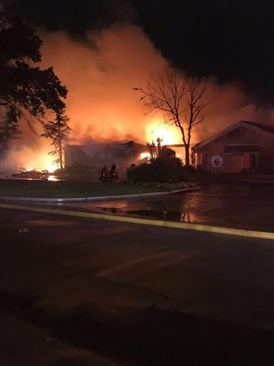 Delta Tau fire