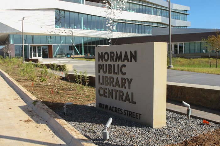 Norman Public Library Central