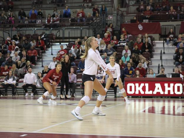 OU volleyball: Sooners' match against TCU to be televised on ESPNU