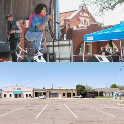 Norman Music Fest comparison