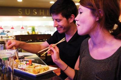 180 Meridian Grill & Sushi