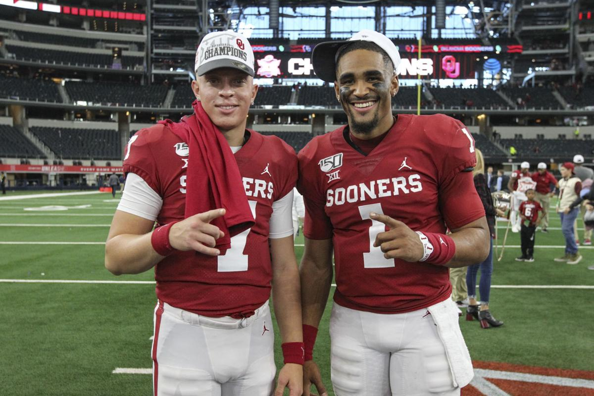 I Think He S The Next Patrick Mahomes Spencer Rattler S Moxie Guides His Natural Abilities From High School Stardom To Sooner Quarterback Sports Oudaily Com