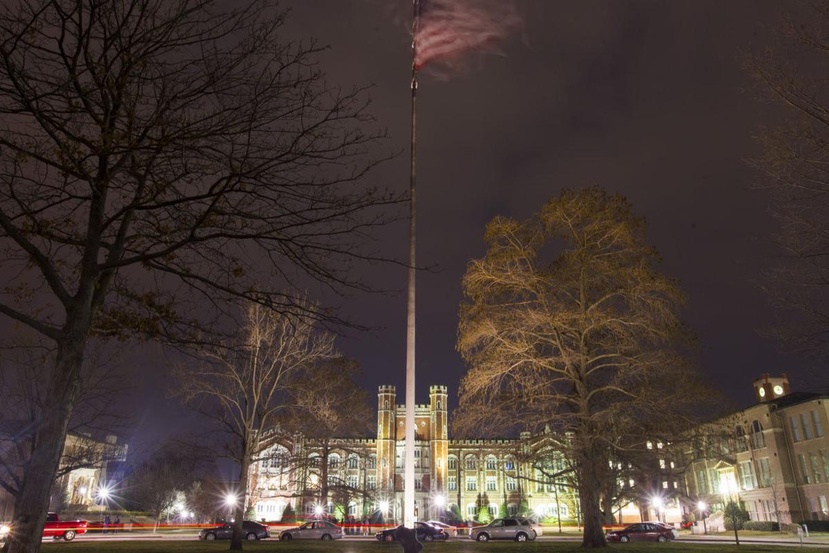 Prayer Vigil on North Oval