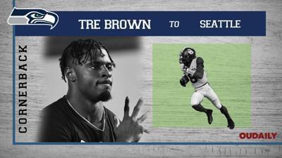 Tre Brown Draft