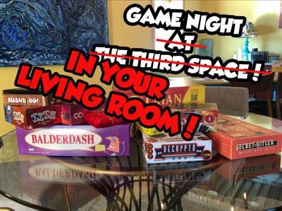 Third Space Virtual Game Night