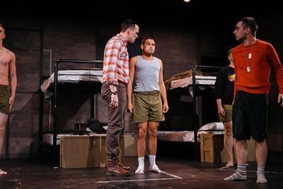 Prestigious Theatre Director Returns To Ou To Direct Biloxi Blues