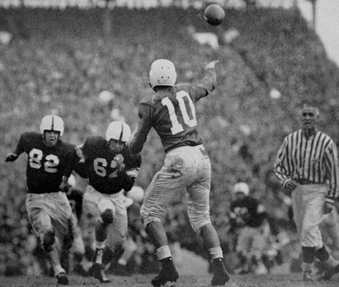 1951 Sugar Bowl: Oklahoma v. Kentucky | | oudaily.com