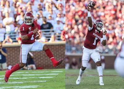OU football: Joe 'Silver Shoes' Washington gives Jalen ...