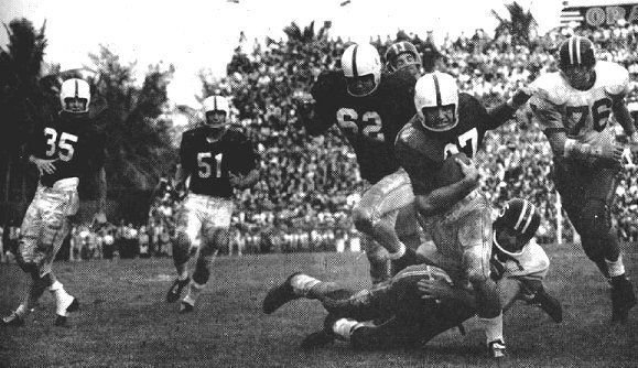 Oklahoma football: Bowl games of the 1950s   Sports ...