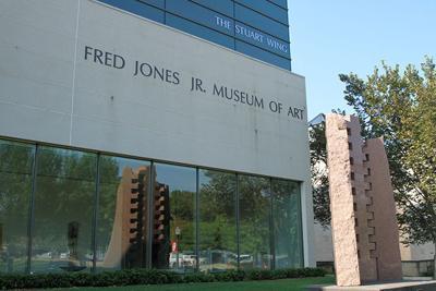 Fred Jones Jr. Museum of Art (copy) (copy) (copy) (copy)