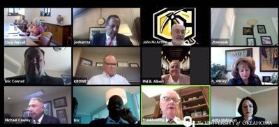 Virtual Regents Meeting